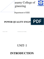 Power Quality Engineering