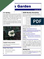 anitas garden newsletter - september 2017 2