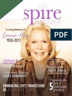 Aspire magazine. Inspiración forma women