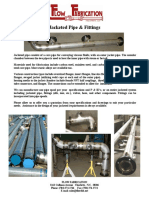 Flow Fab Jacketed Pipe Brochure