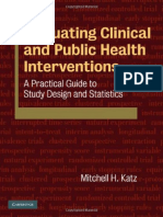 Mitchell H. Katz-Evaluating Clinical and Public Health Interventions_ a Practical Guide to Study Design and Statistics (2010)