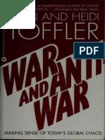 Alvin Tofler - War And Anti War.epub