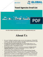 Germany Travel Agencies Email List.pptx
