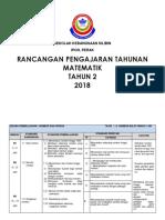 RPT MT Tahun 2 2018