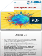 Norway Travel Agencies Email List