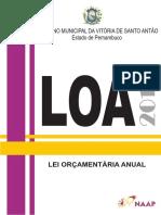 01 - CAPA - LOA 2018 - Vitória de Santo Antão