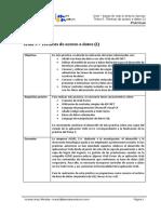 Tema 5 Prácticas - Técnicas de Acceso a Datos (I)