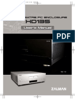 HD135 - User's Manual