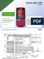 Nokia 300 Asha RM-781 Schematics v1.0