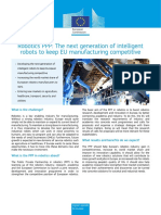 Robotics Factsheet