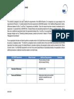 Tuv Usa As9100d Checklist