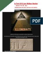 Códigos de la Torá 2012 por Midbar Nesher.pdf