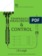 Temperature Measurement & Control_James Ron Leigh