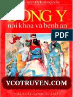 [YHCT] Đông y Nội Khoa Và Bệnh Án