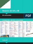 spanish 1 examen final la comunidad y la familia