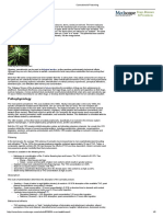 Cannabinoid Poisoning