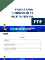 120 Dicas Para RFB - Ponto Dos Concursos