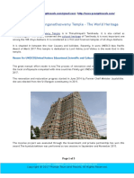 Srirangam Sri Ranganathaswamy Temple – The World Heritage.pdf