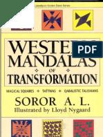 Western Mandalas of Transformation by Soror a. L.(KnowledgeBorn Library)