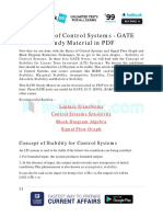 Stability of Control Systems - GATE Study Material in PDF (1)