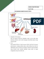 Wisnu Patogenesis Diabetes Militus Tipe II