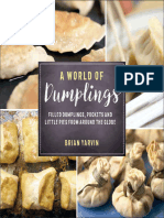 A World of Dumplings - Filled Dumplings, Pockets and Little Pies From Around the Globe