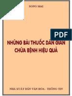 Nhung Bai Thuoc Dan Gian Chua Benh Hieu Qua