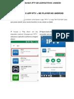 BAIXAR IPTV + MX PLAYER ANDROID