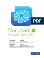 DocuNet Viewer IOS