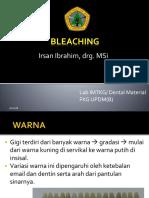 Bleaching Modul 4