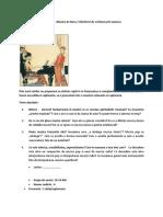 Domeniul Muzica & Dans Atelierul de Cultura Prin Muzica