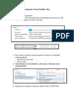 Instalación Visual Modflow Flex