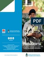 10. Pro Huerta Folelto
