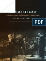 KARUSH - Musicians in Transit Argentina and the Globalization of Popular Music