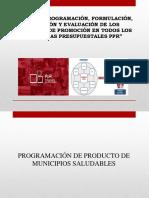 Municipios CAPACITACIÓN ENFERMERIA