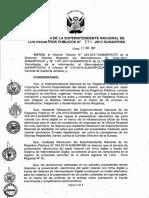 Central Resolución 277 2017 SN