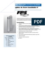 Hojas de Catálogo FPS SR 6in 175 325gpm