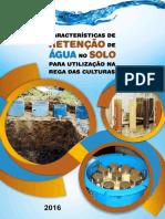 Manual Retencao Agua Solo 2016