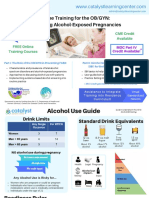 ACOG University of Missouri FASD Prevention Training Modules