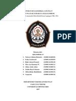 Laporan Kuliah Kerja Lapangan 2017