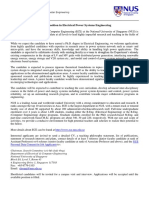 Advert-Power and Energy Systems Engineering - 16 April 2015