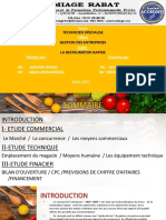 presentation fastfood