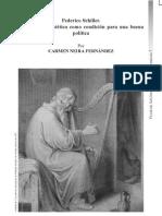 SCHILLER Cartas sobre la educación estética del H.