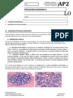 Patología Mamaria II