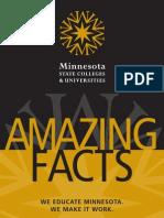 Minnesota Uni2008 Amazing Facts