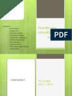 Planificare anuală PPT