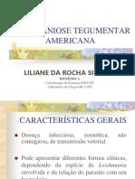 Leishmaniose Tegumentar Americana (1)