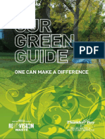 our green guide spring 2017