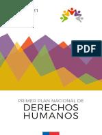 Primer Plan Nacional de DDHH