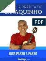 Apostila Prática de Cavaquinho - Guia Passo a Passo - Professor Damiro